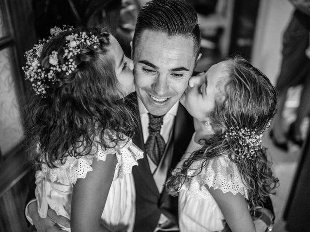 La boda de David y Ruth en Zalamea De La Serena, Badajoz 33
