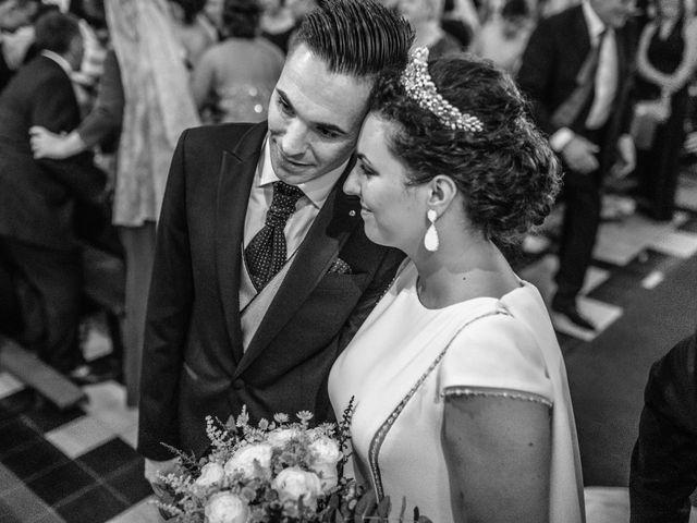 La boda de David y Ruth en Zalamea De La Serena, Badajoz 36