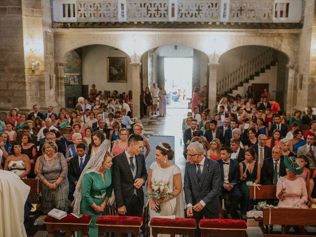 La boda de David y Ruth en Zalamea De La Serena, Badajoz 37