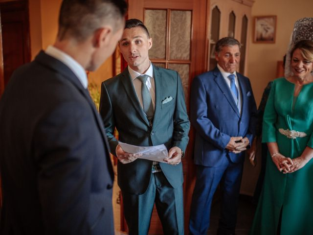 La boda de David y Ruth en Zalamea De La Serena, Badajoz 44