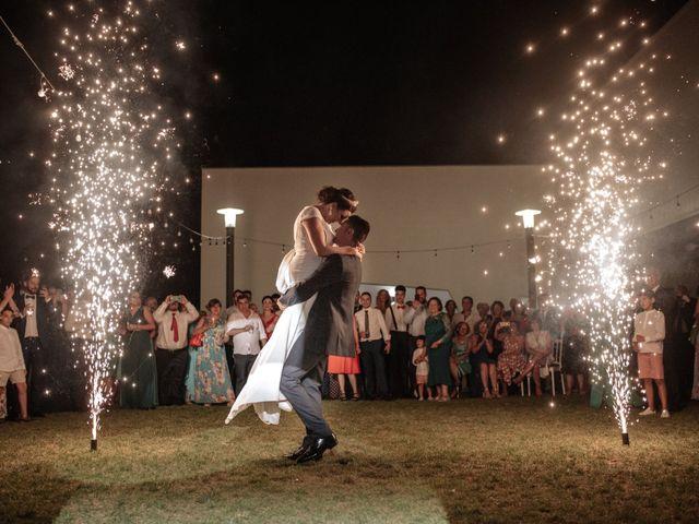 La boda de David y Ruth en Zalamea De La Serena, Badajoz 45