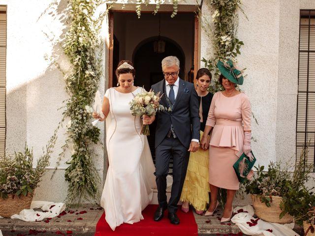 La boda de David y Ruth en Zalamea De La Serena, Badajoz 46