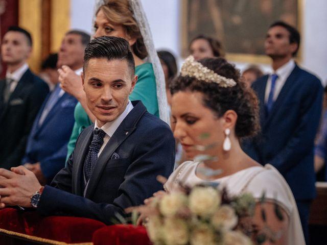 La boda de David y Ruth en Zalamea De La Serena, Badajoz 48