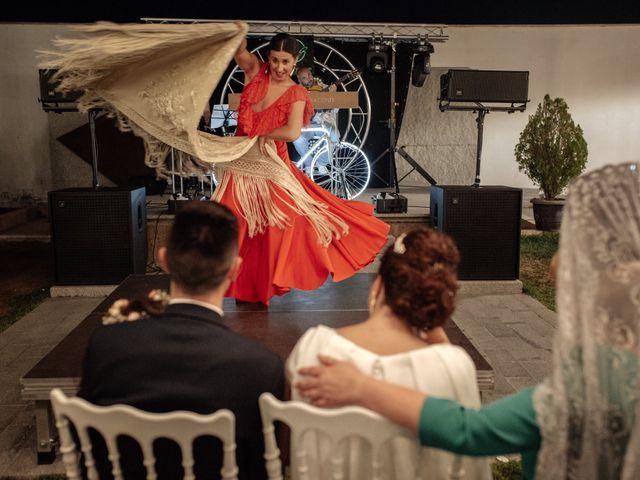 La boda de David y Ruth en Zalamea De La Serena, Badajoz 51