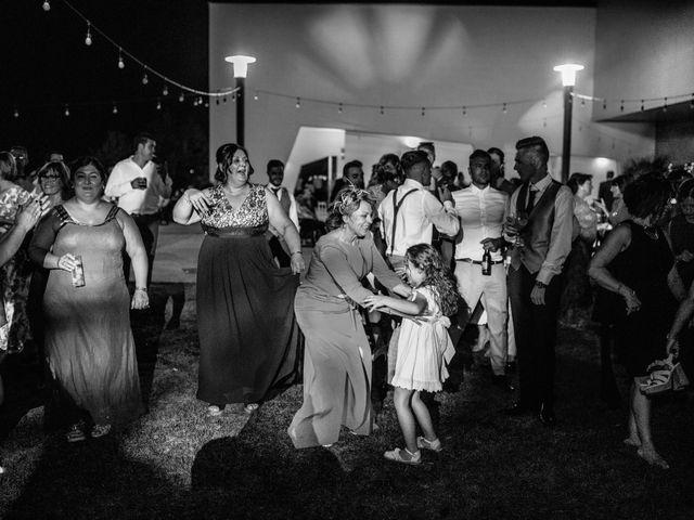 La boda de David y Ruth en Zalamea De La Serena, Badajoz 53