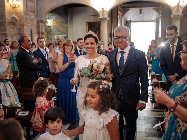 La boda de David y Ruth en Zalamea De La Serena, Badajoz 54