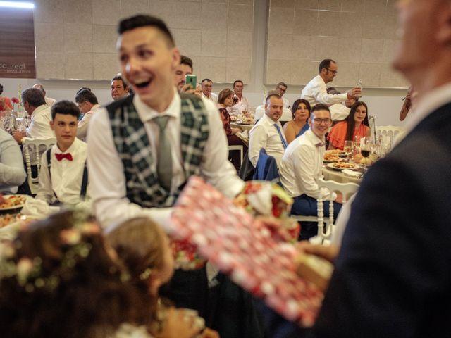 La boda de David y Ruth en Zalamea De La Serena, Badajoz 57