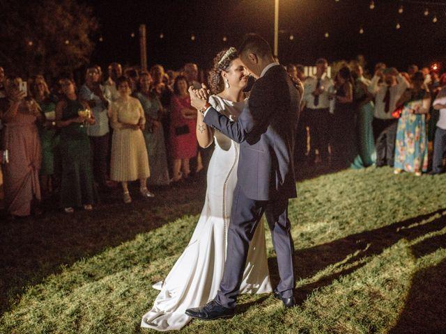 La boda de David y Ruth en Zalamea De La Serena, Badajoz 59