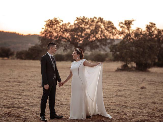 La boda de David y Ruth en Zalamea De La Serena, Badajoz 60