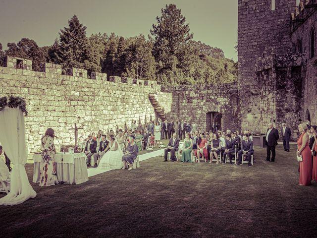 La boda de Emilio y Iria en Soutomaior, Pontevedra 9