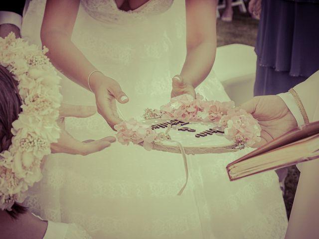 La boda de Emilio y Iria en Soutomaior, Pontevedra 10