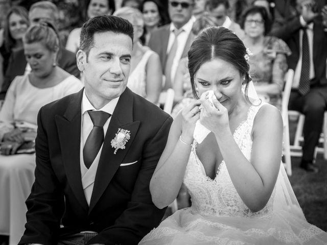 La boda de Emilio y Iria en Soutomaior, Pontevedra 13