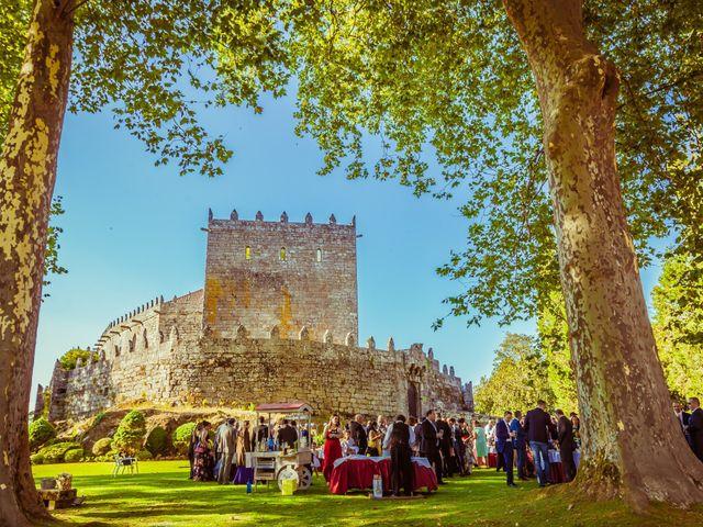 La boda de Emilio y Iria en Soutomaior, Pontevedra 15