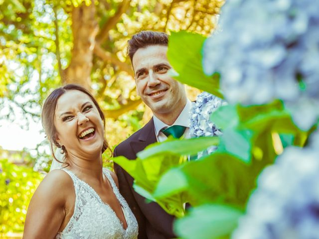 La boda de Emilio y Iria en Soutomaior, Pontevedra 18