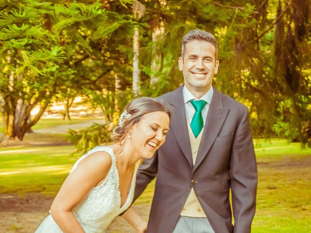La boda de Emilio y Iria en Soutomaior, Pontevedra 19