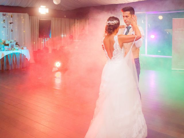 La boda de Emilio y Iria en Soutomaior, Pontevedra 24