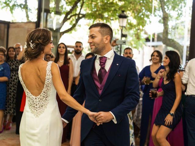 La boda de Lorenzo y Beatriz  en Mocejon, Toledo 2