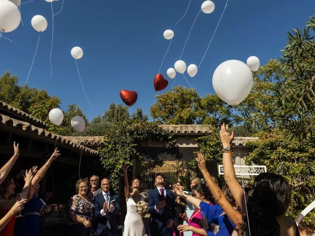 La boda de Lorenzo y Beatriz  en Mocejon, Toledo 5