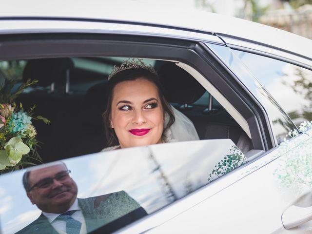 La boda de Rafa y Sara en Pozoblanco, Córdoba 9