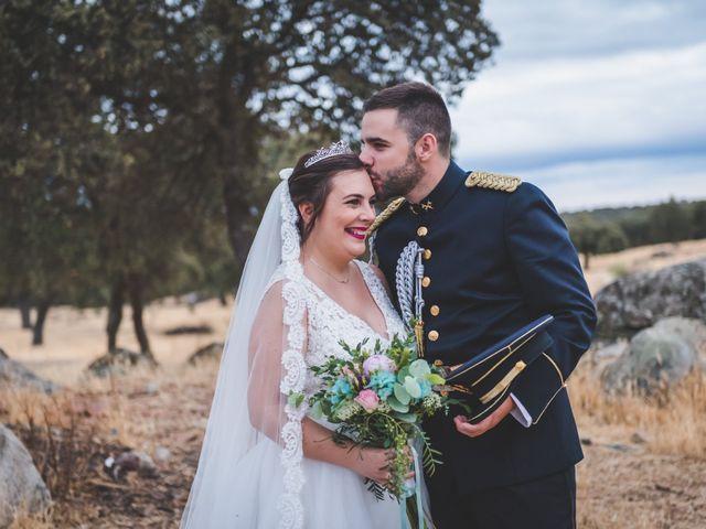La boda de Rafa y Sara en Pozoblanco, Córdoba 16