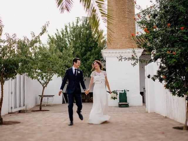 La boda de Elena y Carmelo en Valencia, Valencia 33