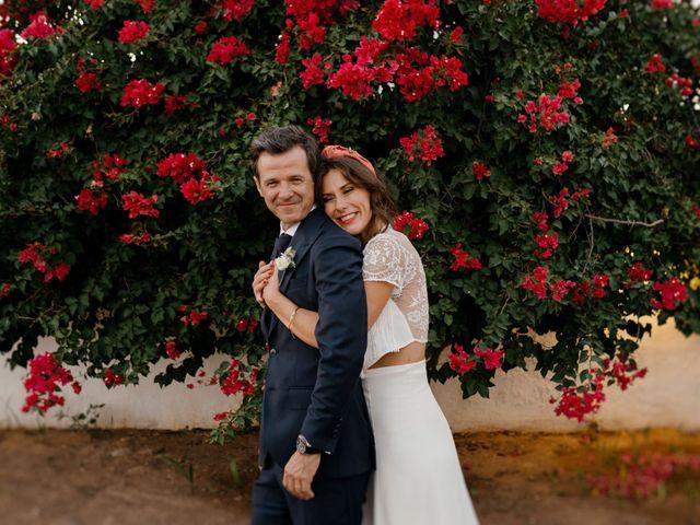 La boda de Elena y Carmelo en Valencia, Valencia 34