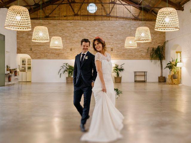 La boda de Elena y Carmelo en Valencia, Valencia 38