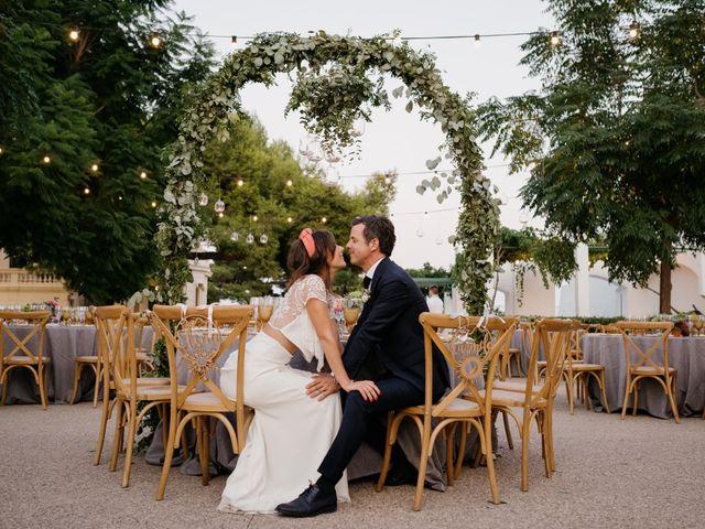 La boda de Carmelo y Elena