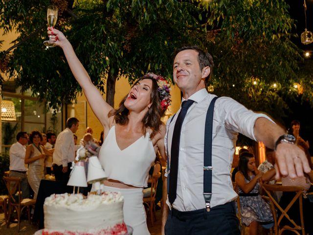La boda de Elena y Carmelo en Valencia, Valencia 46