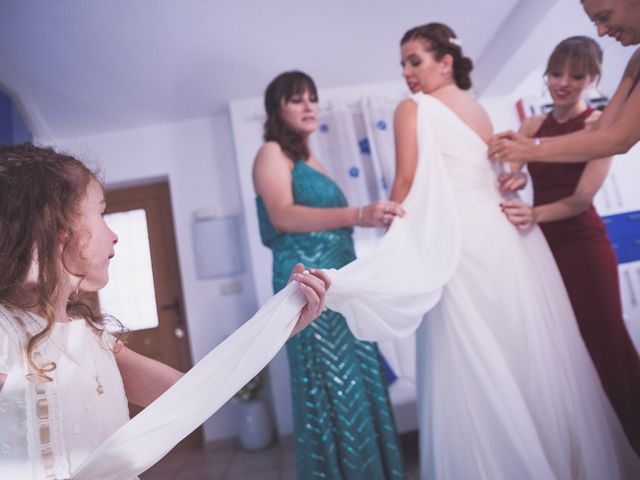 La boda de Arturo y Feli en Molinaseca, León 15