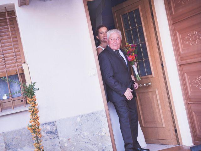 La boda de Arturo y Feli en Molinaseca, León 16