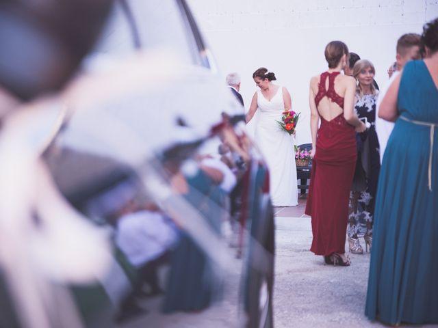 La boda de Arturo y Feli en Molinaseca, León 17