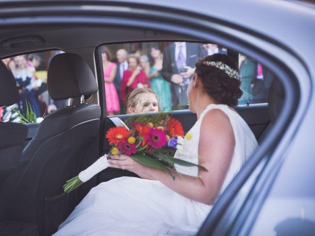 La boda de Arturo y Feli en Molinaseca, León 19