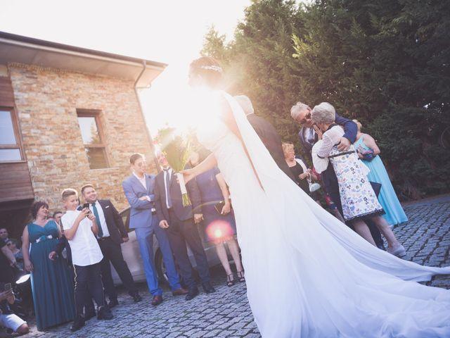 La boda de Arturo y Feli en Molinaseca, León 20