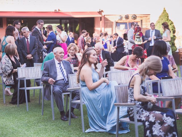 La boda de Arturo y Feli en Molinaseca, León 23
