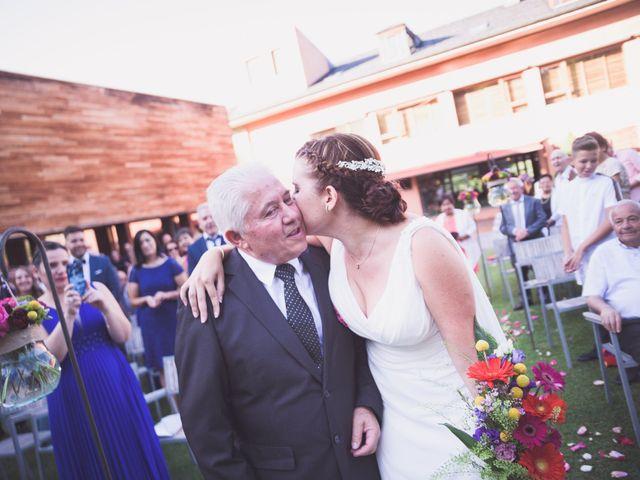 La boda de Arturo y Feli en Molinaseca, León 27