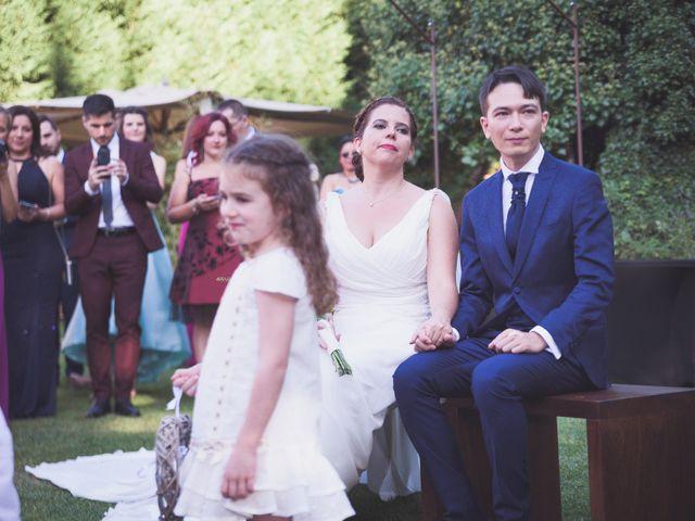 La boda de Arturo y Feli en Molinaseca, León 28