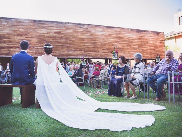 La boda de Arturo y Feli en Molinaseca, León 29