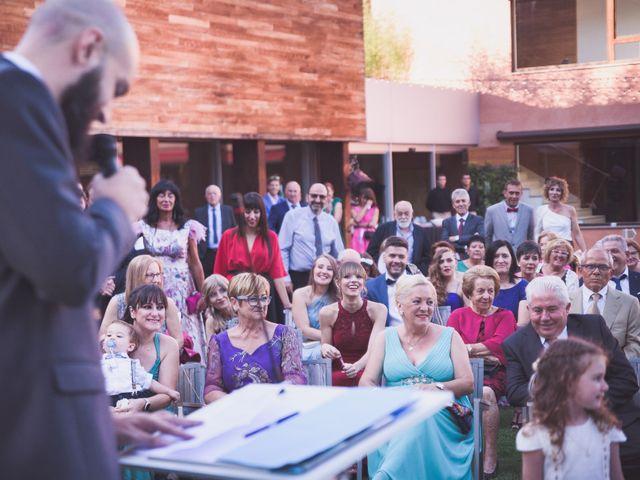 La boda de Arturo y Feli en Molinaseca, León 33