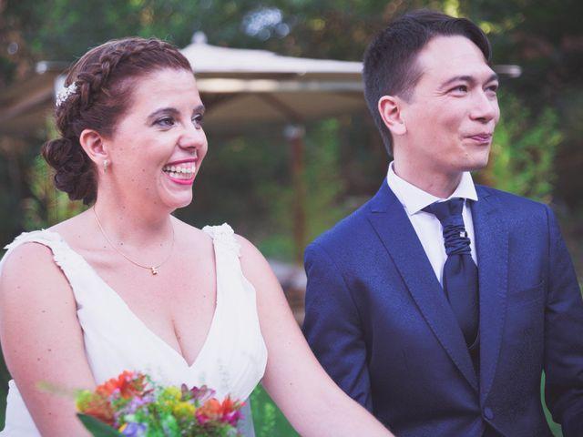 La boda de Arturo y Feli en Molinaseca, León 34