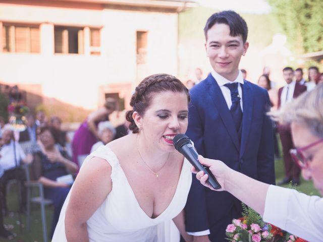 La boda de Arturo y Feli en Molinaseca, León 35
