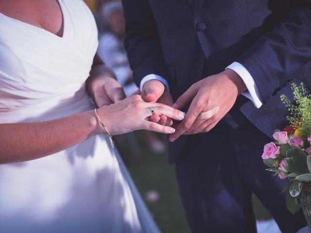 La boda de Arturo y Feli en Molinaseca, León 37