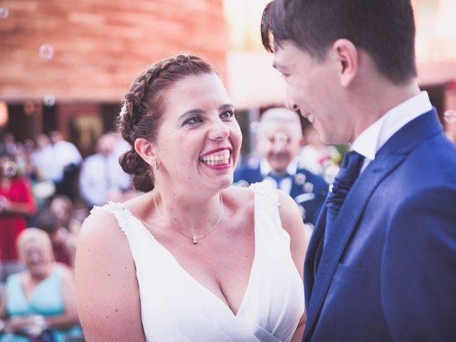 La boda de Arturo y Feli en Molinaseca, León 2