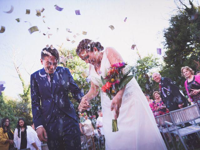 La boda de Arturo y Feli en Molinaseca, León 38