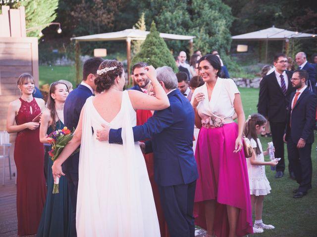 La boda de Arturo y Feli en Molinaseca, León 39