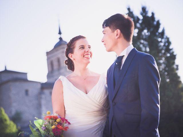La boda de Arturo y Feli en Molinaseca, León 43
