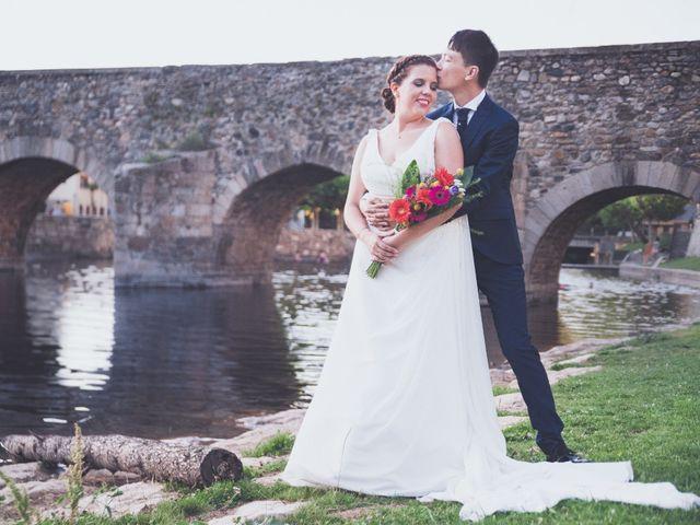 La boda de Arturo y Feli en Molinaseca, León 3