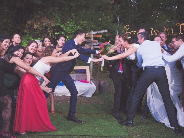 La boda de Arturo y Feli en Molinaseca, León 50