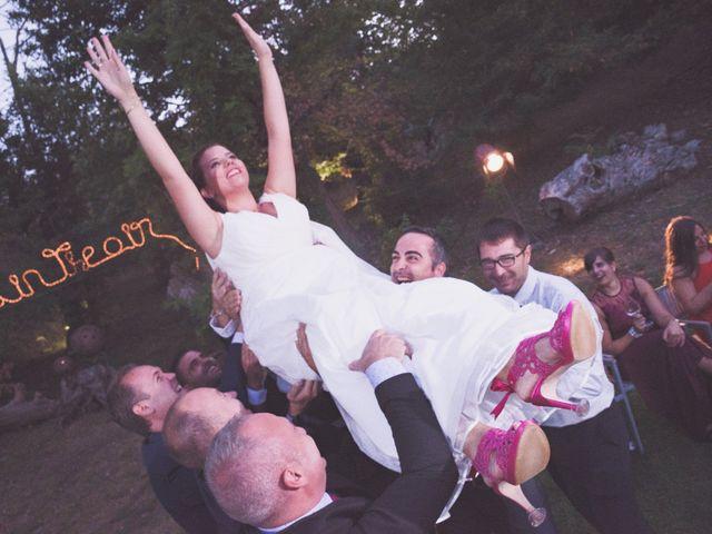 La boda de Arturo y Feli en Molinaseca, León 52