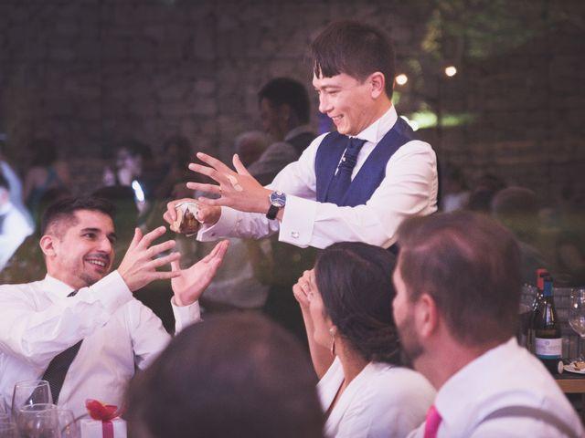 La boda de Arturo y Feli en Molinaseca, León 69